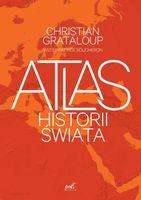 Atlas historii świata Grataloup Christian, Boucheron Patrick