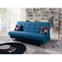 Wersalka Sofa rozkładana kanapa salon sypialnia łóżko pojemnik Dallas