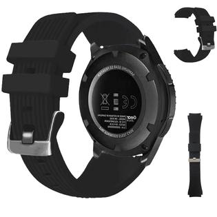 Pasek sportowy do Samsung Galaxy Watch 45/46mm CZARNY