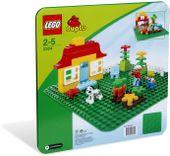 LEGO DUPLO 2304 Zielona Płytka Konstrukcyjna