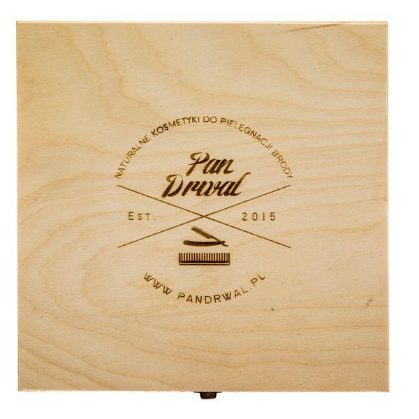 Pan Drwal - zestaw prezentowy do brody - Trzech Drwali olejek, balsam, tonik zdjęcie 3