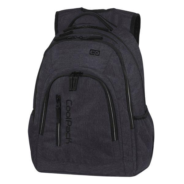 1f5f0fb8c1fea Dwukomorowy plecak szkolny CoolPack Mercator Plus 31 l