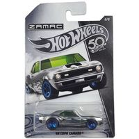 Hot Wheels ZAMAC 50 rocznica 68 Copo Camaro
