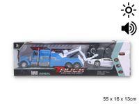 Auto Laweta Tir zdalnie sterowany Nowy samochód zabawka dla dzieci
