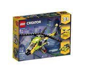 OBSERWUJ LEGO CREATOR Przygoda z helikopterem 31092