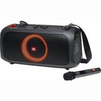 Domowy zestaw audio JBL ON-THE-GO Czarny
