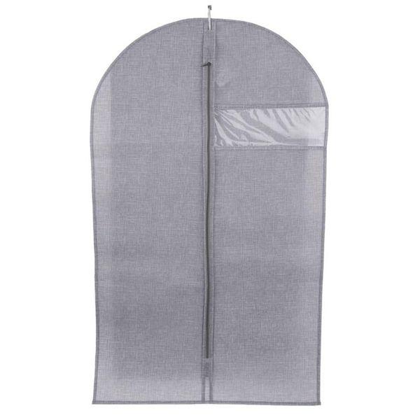 Pokrowiec na ubrania garnitur 100x60cm zdjęcie 1