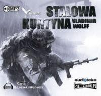 Stalowa kurtyna audiobook Vladimir Wolff
