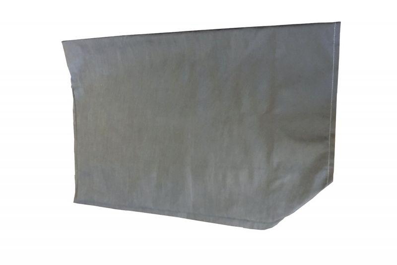Pokrowiec na łóżko składane LUXOR 200 x 90 cm - CIEMNY na Arena.pl