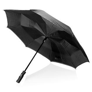 """Odwracalny parasol automatyczny 23"""" Swiss Peak"""