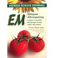 Książka Em Efektywne Mikroorganizmy
