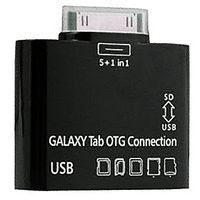 ADAPTER 5w1 Samsung Gal Note Tab 2 10.1 7.0 USB SD