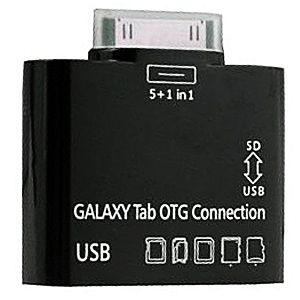 ADAPTER 5w1 Samsung Gal Note Tab 2 10.1 7.0 USB SD na Arena.pl