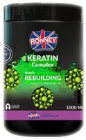 Ronney Keratin Complex Professional Mask Rebuilding Odbudowująca Maska Do Włosów Suchych I Łamliwych 1000Ml