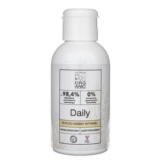 Active Organic Płyn do higieny intymnej Daily - 100 ml