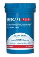 FORMEDS Bicaps P-5-P 60kap Witamina B6 25mg Koenzymatyczna