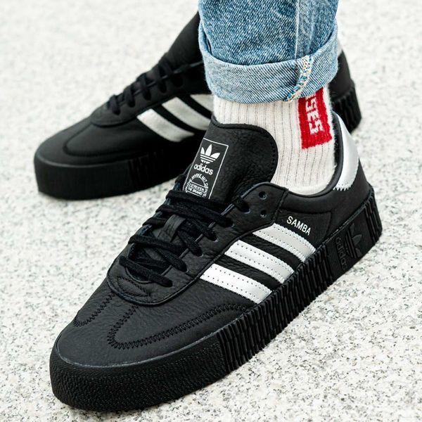 Adidas buty SAMBAROSE EE9017 42