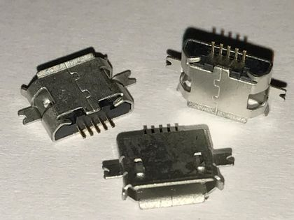 Nowe gniazdo micro usb Lenovo,Huawei,OPPO 5pin T12