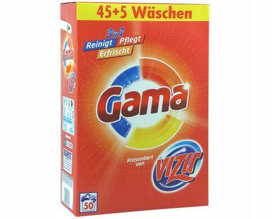 Proszek do prania Gama Vizir DE 6,5 kg