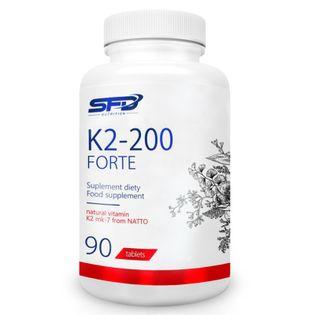 Sfd Witamina  K2 200 Forte 90 Tabletek