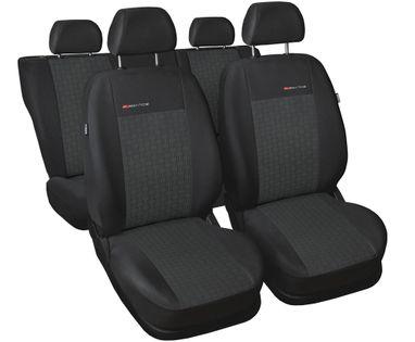 Nissan Note I Pokrowce dopasowane na fotele
