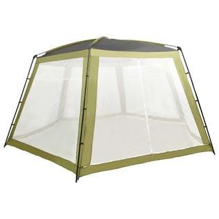 Lumarko Namiot do basenów, tkanina, 660x580x250, zielony!