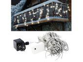 Lampki świąteczne LED ciepła biel Lunartec zdjęcie 3