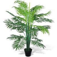 Sztuczna palma z donicą 130 cm