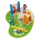 Hape plac zabaw mebelki dla dzieci do zabawy nowa!