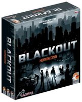Gra Blackout: Hongkong (edycja polska)