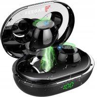 Słuchawki BLUETOOTH Feegar AIR100 IPX5+Powerbank