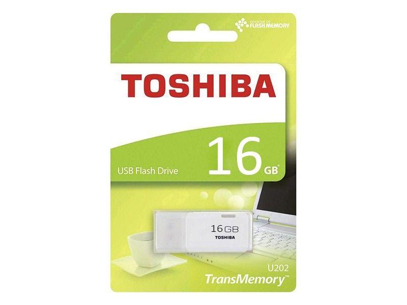 Pendrive 16GB TOSHIBA zdjęcie 1