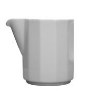 Porcelanowy mlecznik dzbanek 30 ml MERKURY LUBIANA
