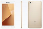 Xiaomi Redmi Note 5A 2/16GB Złoty EU LTE