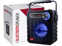 Głośnik przenośny bluetooth AC810, FM, USB, 1200mAh, 75W