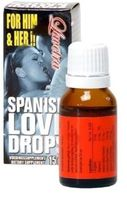 Hiszpańska Mucha Spanish Love Drops S-Drops 15 Ml