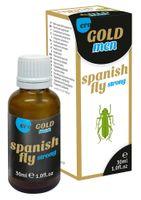 Hiszpańska Mucha Męska Hot Ero Gold Men Spanish Fly Strong 30 Ml