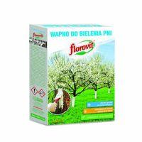 Wapno ogrodnicze do bielenia pni drzew Florovit 1,2kg