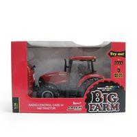 Zdalnie sterowany ciągnik Big Farm Case IH 140