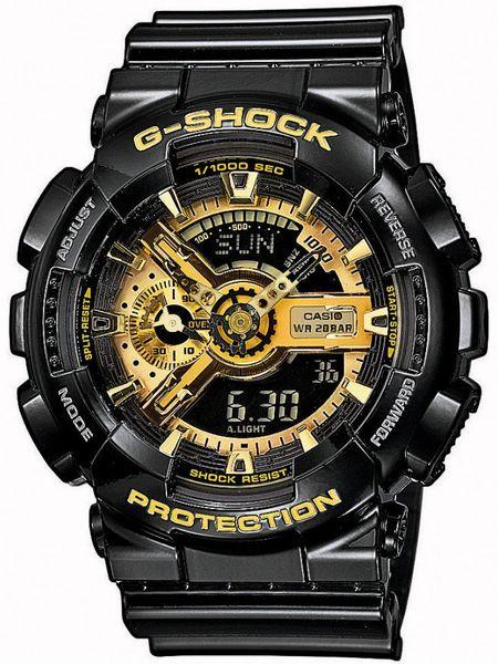 Zegarek męski Casio G-SHOCK STRIKE GA-110GB-1AER - PROMOCJA zdjęcie 1