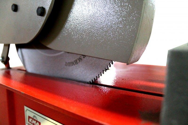 Przecinarka pilarka tarczowa piła do metalu 3HP zdjęcie 6