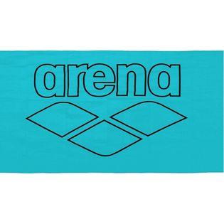 ARENA RĘCZNIK MIKROFIBRA GYM SMART TOWEL MINT-SHARK100X50 CM BASEN