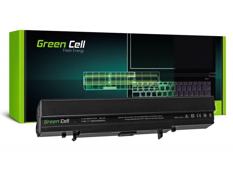Green Cell Bateria do Asus Lamborghini V6 V6V V6000 VX1 / 14,4V 4400mAh na Arena.pl