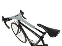 Osłona przeciwpotowa na rower BLACKBURN SWEAT NET szara (NEW)