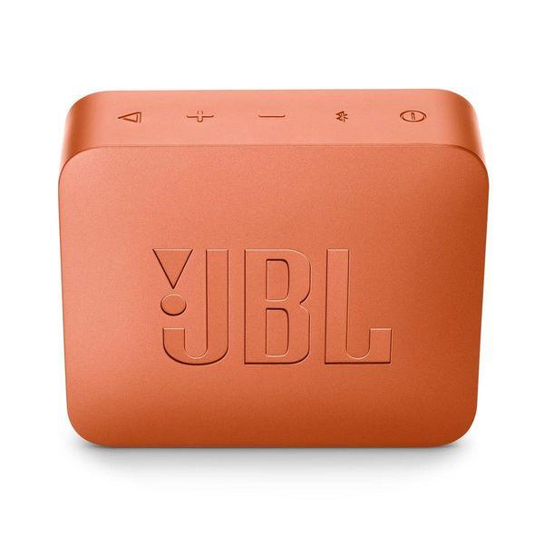 Głośnik bluetooth JBL GO 2  (kolor pomarańczowy) zdjęcie 3
