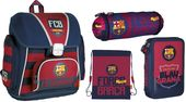 Tornister szkolny FC-76 FC Barcelona w zestawie Z3 zdjęcie 1