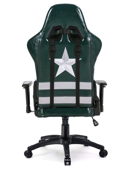 Fields of Battle FOREST CAMOUFLAGE fotel gamingowy Warrior Chairs zdjęcie 5