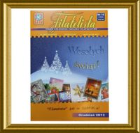 Pismo Filatelista 2013/12 - grudzień