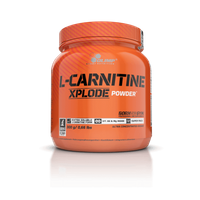 Olimp L-Carnitine Xplode 300g Smak - wiśnia