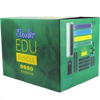 3Doodler Create Zestaw edukacyjny, 3CR6E, 6 długopisów z akcesoriami